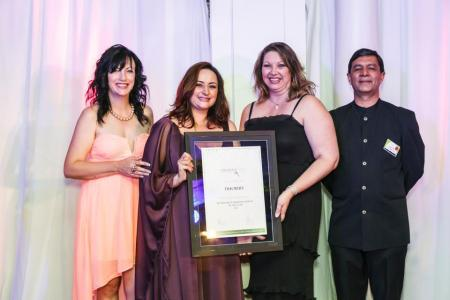 The Tricruit Team is proud of being awarded the 1st runner up-Recruitment Solutions Agency of the year prize at the Inaugural AVUSA Media Annual Recruitment Awards (AMARA) the17th November 2012.